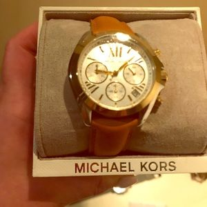 Michael Kors Women's Bradshaw Mini Watch, 36mm